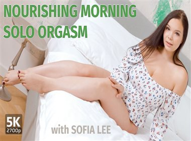 Nourishing Morning Solo Orgasm