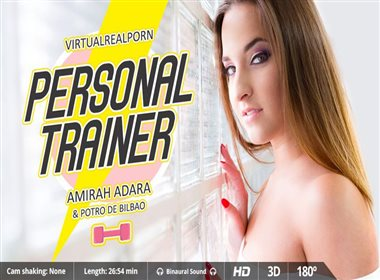 Personal Trainer Follow Her Instructions To Orgasm