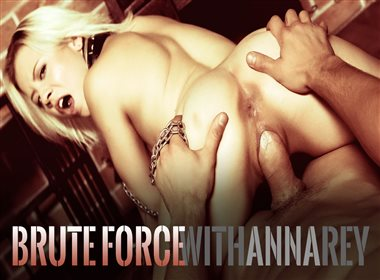 Brute Force With Anna Rey – Young Blonde Likes It Rough
