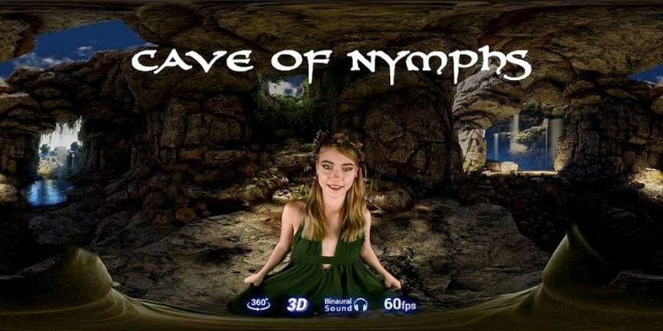 A Cave of Nymphs – Hannah Hays (Oculus)