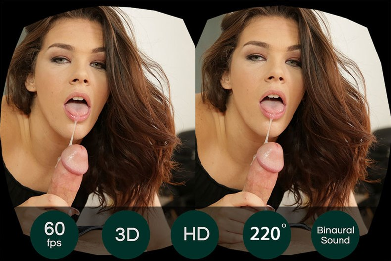 Kimber Woods – Stick It In (Oculus)