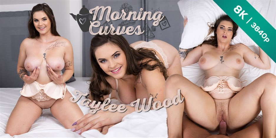 VR 377 – Taylee Wood – Morning Curves (Vive 8K / h.265)