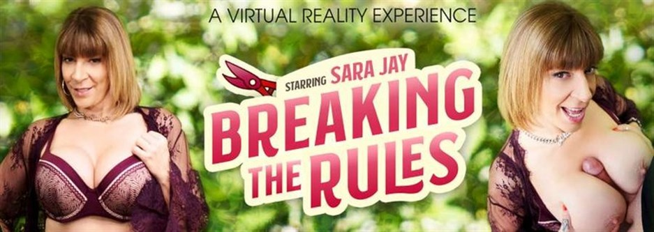 Breaking The Rules – Sara Jay – Oculus Go 4k re-up