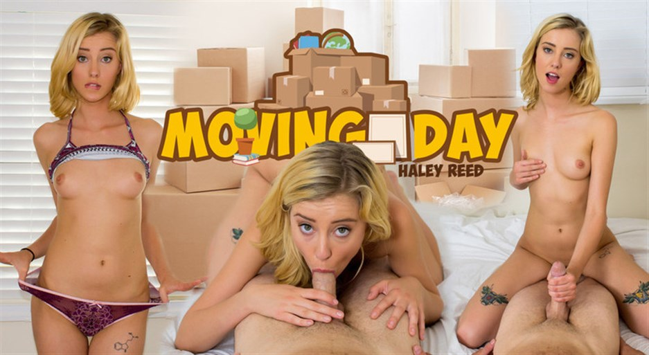Haley Reed – Moving Day (GearVR)