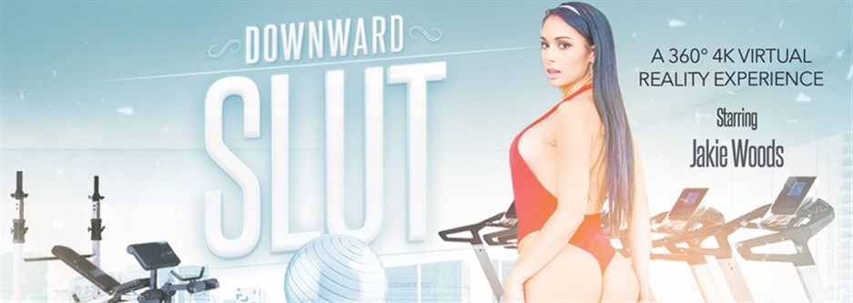 Downward Slut – Jakie Woods (Oculus)