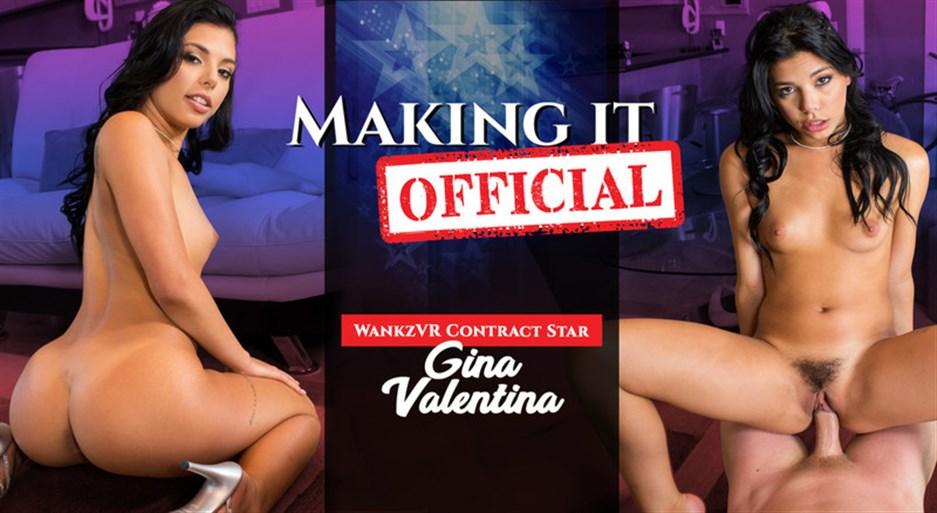Making It Official – Gina Valentina (Oculus)