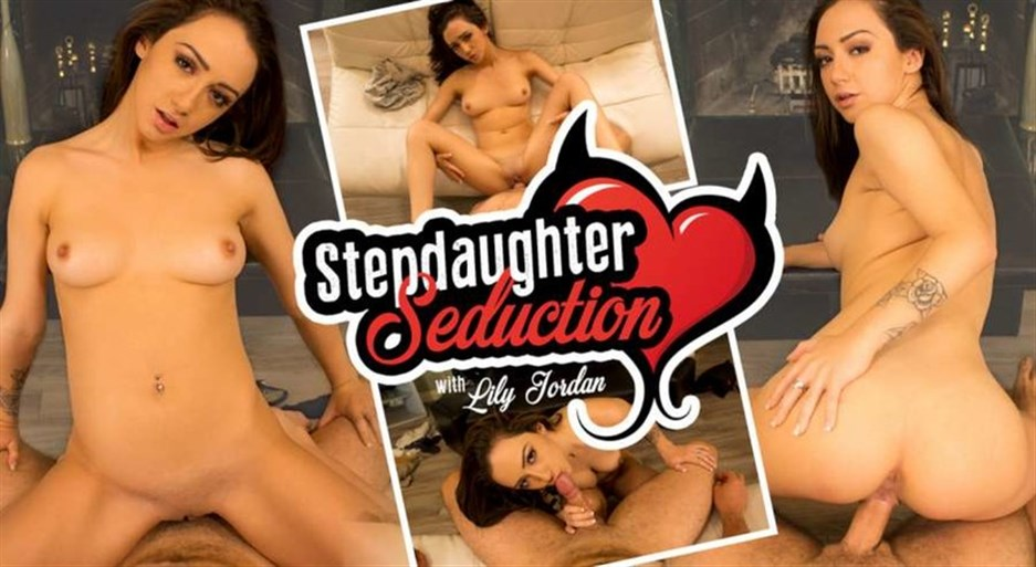 Stepdaughter Seduction – Lily Jordan (Smartphone)