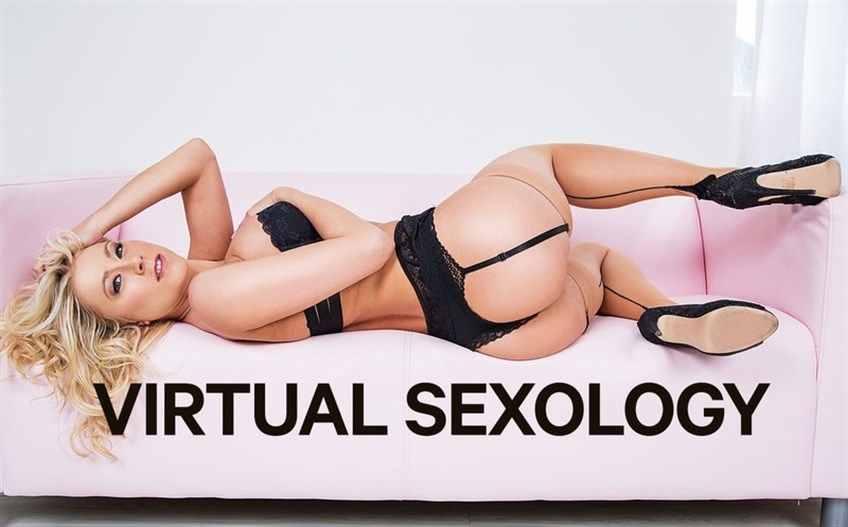 Virtual Sexology II: Female POV - Katie Morgan (GearVR) - xVirtualPornbb