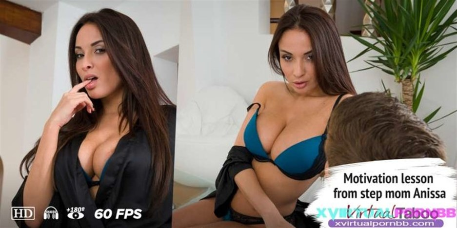 Motivation lesson from step mom Anissa – Anissa Kate (GearVR)