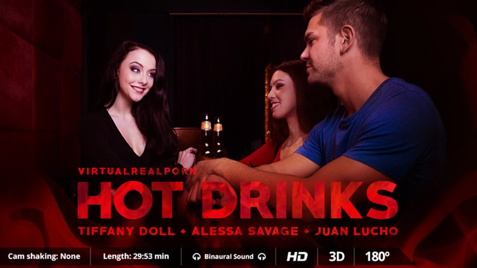 Hot Drinks – Alessa Savage
