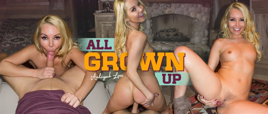 REMASTERED – Aaliyah Love – All Grown Up (GearVR)