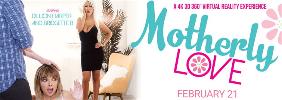 Motherly Love – Bridgette B, Dillion Harper (Oculus)